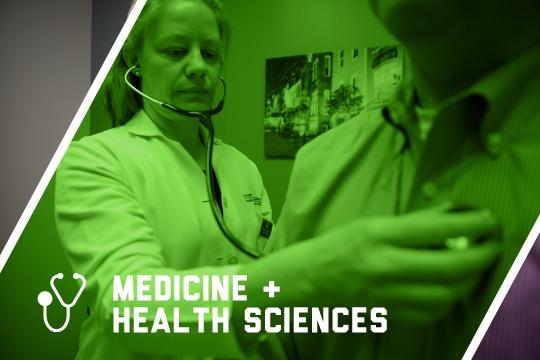 Promotion for Medicine