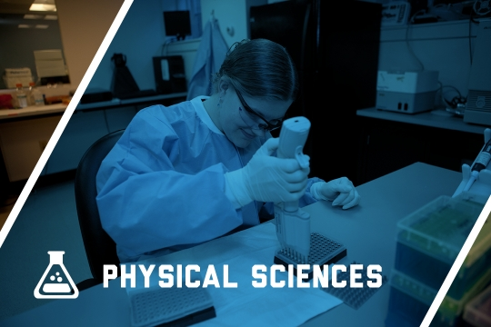 Promotion for Physical Science