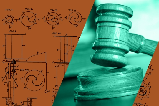 Graphic for Patent Law & Policy MOOC